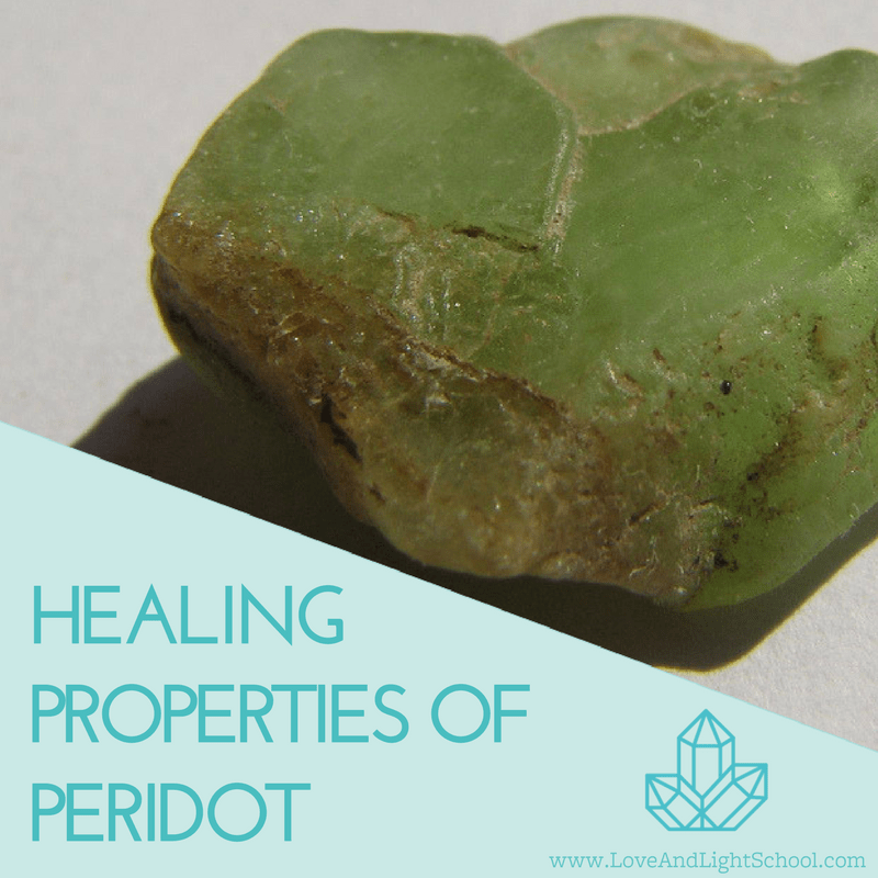 Healing Properties of Peridot