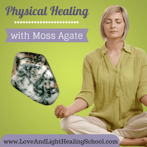 Focus on the Physical: Enjoy a Spectacular Spring Season with Moss Agate (Step 3 of 3)