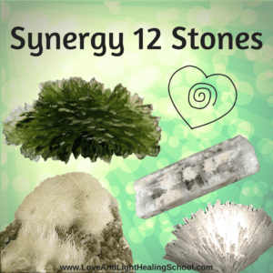 The Secrets of the Synergy 12 Stones for Meditation and More