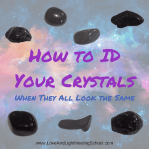 How to IDYour Crystals