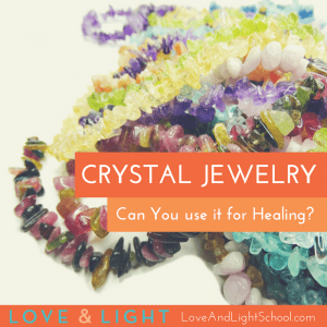 Crystal Jewelry for Healing