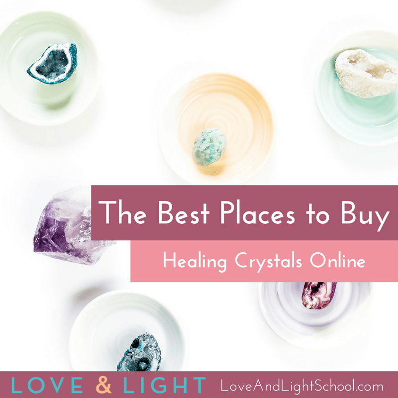 The Best Places to Buy Crystals Online