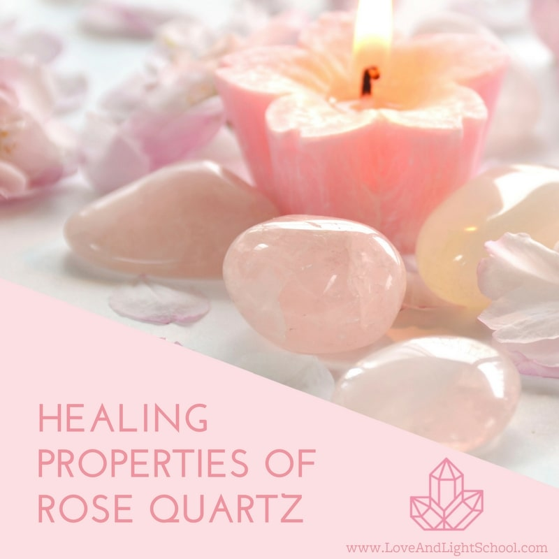 Healing Properties of Rose Quartz