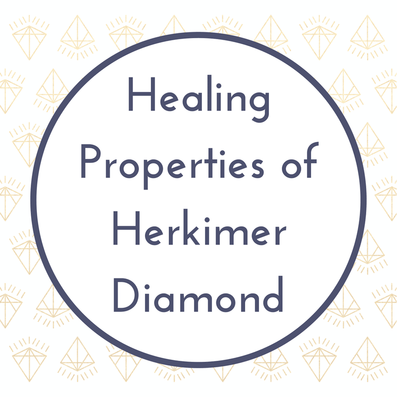 Healing Properties of Herkimer Diamond