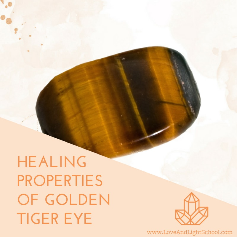 Healing Properties of Golden Tiger Eye