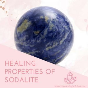 Healing Properties of Sodalite