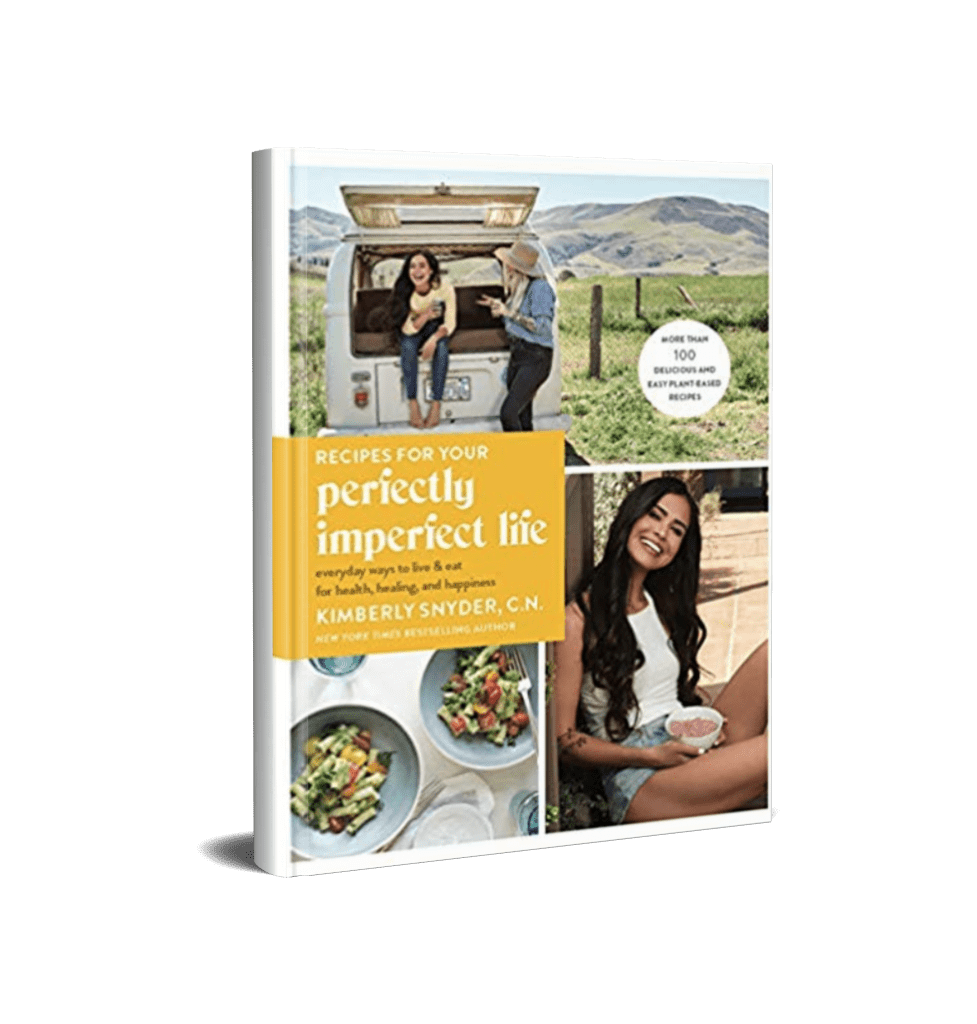Recipes for Your Perfectly Imperfect Life by Kimberly Snyder
