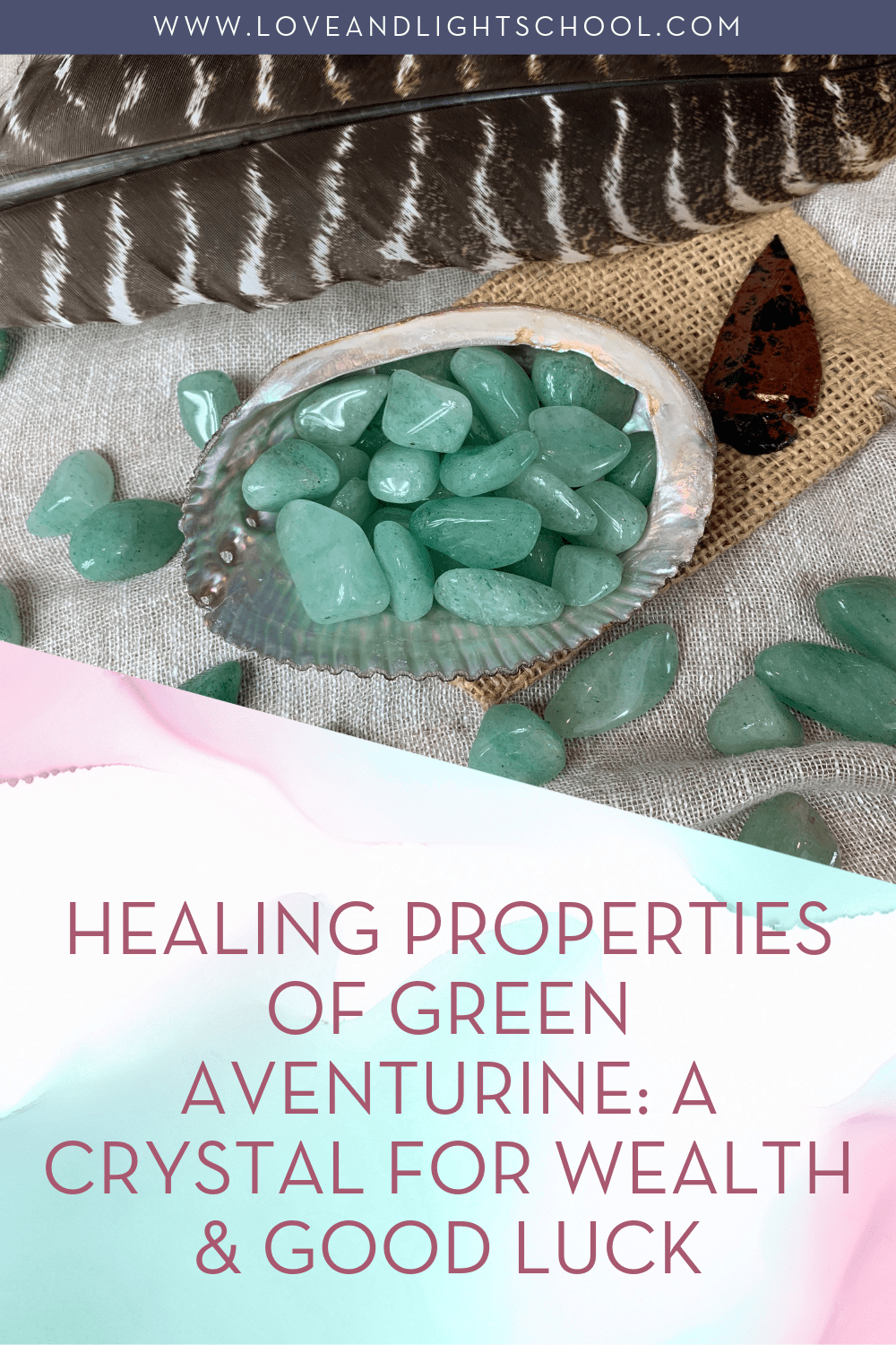 Healing Properties of Green Aventurine: A Crystal for Wealth & Good Luck