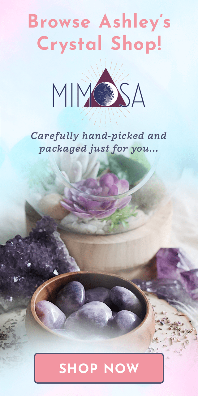 Mimosa Spirit Shop - Mystical support for your spiritual journey